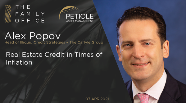 Alex Popov   Real Estate Credit in Times of Inflation