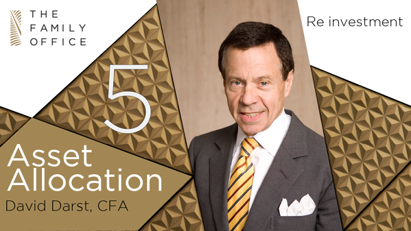 Reinvestment: Asset Allocation with David Darst