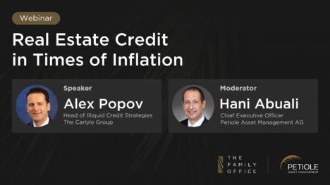 Real Estate Credit in Times of Inflation