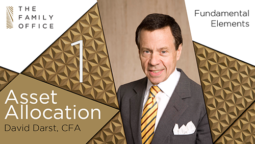 Asset Allocation With David Darst