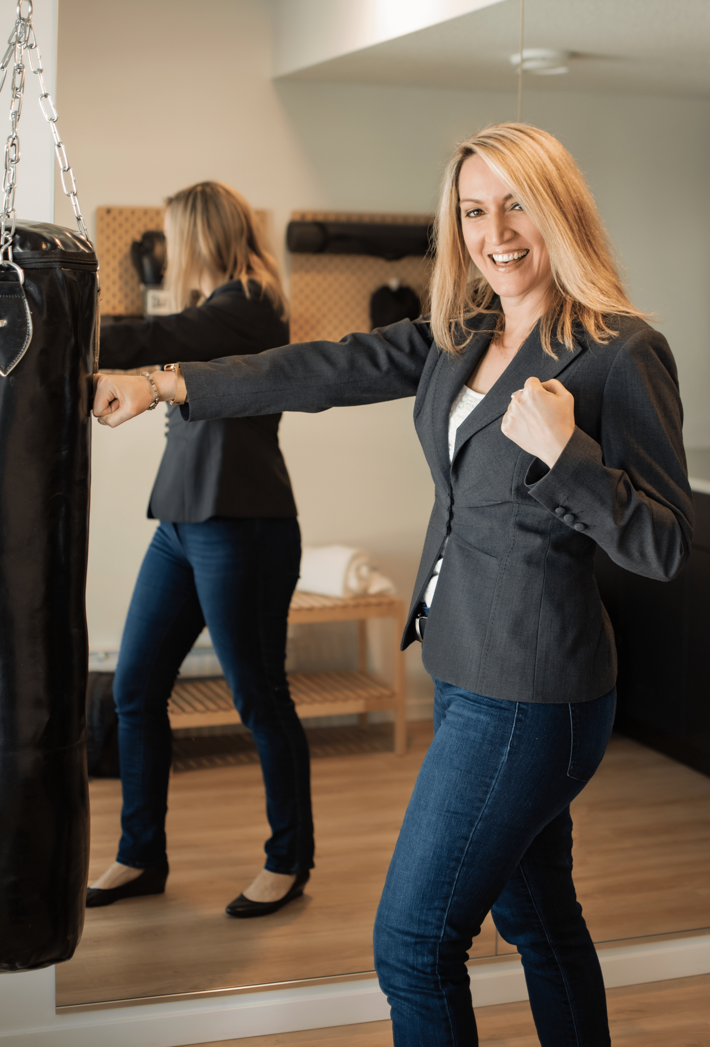 Julie Anthony, CEO/Chief Disruptor