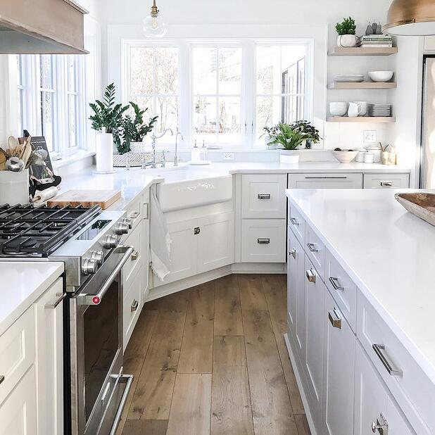 The Perfect Kitchen Countertops for Your Dream Kitchen