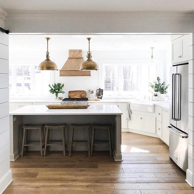 Stunning Custom Cabinets Update the Look of a Home