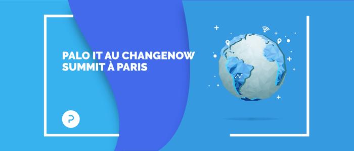 Innovations pour la planète : PALO IT au ChangeNOW Summit à Paris