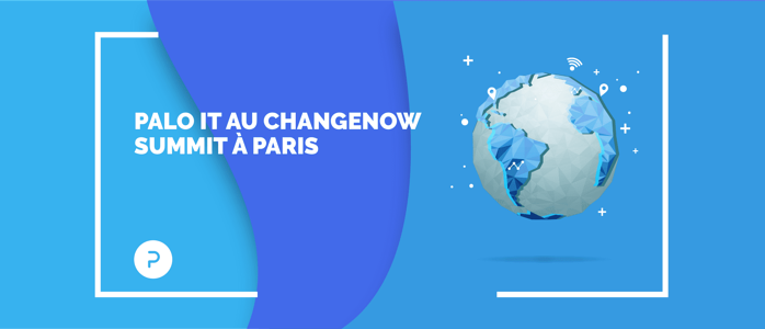 Innovations pour la planète : PALO IT au ChangeNOW Summit à Paris