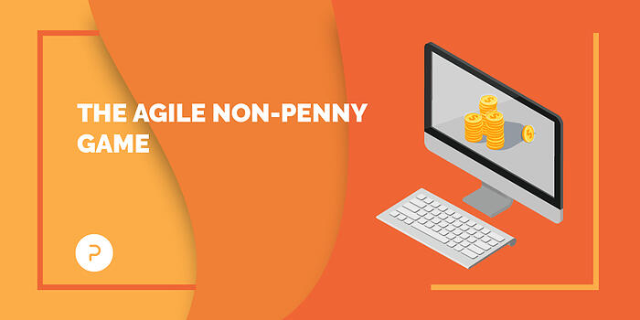 The Agile Penny Game Turns Remote: The Non-Penny Game