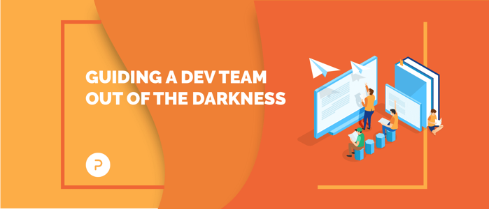 Guiding a Dev Team Out of the Darkness: One Agile Coach's Journey
