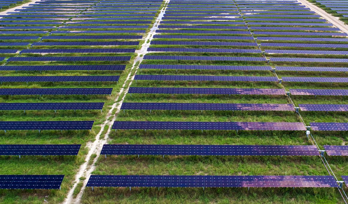 Orla TX Solar Project