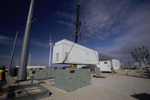 Energy Storage Installation
