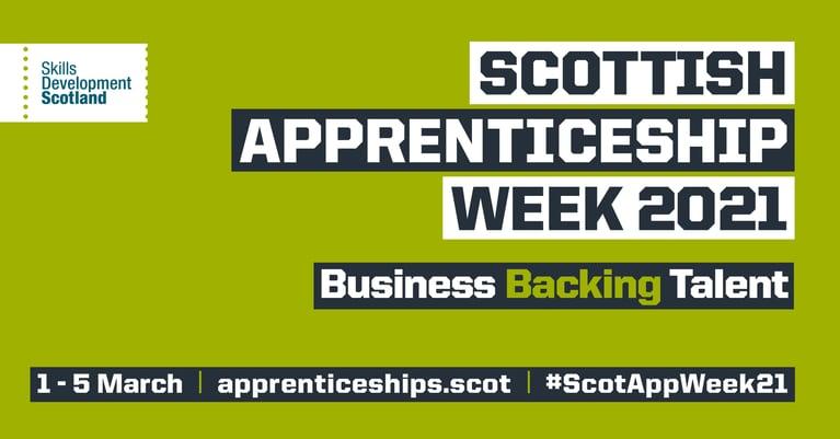 STATS Celebrates Scottish Apprenticeship Week