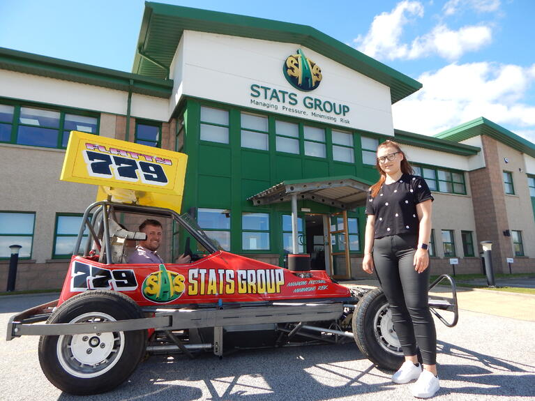 Home and a Broad Charity Push by STATS Group