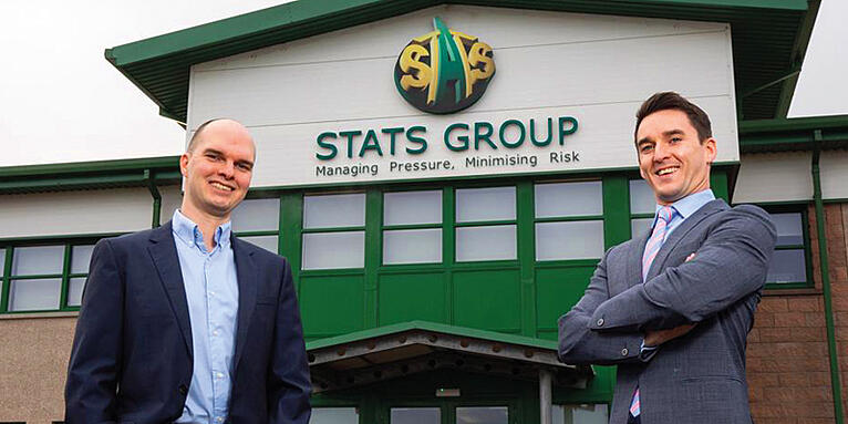 STATS Group Goes In-House for Senior Appointments