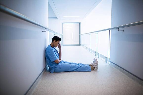 Real Talk About Healthcare Worker Burnout