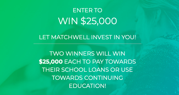 Matchwell Announces Sweepstakes to Give Healthcare Workers $50,000