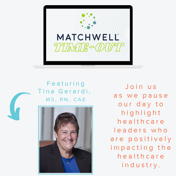 Matchwell Time-Out with Tina Gerardi