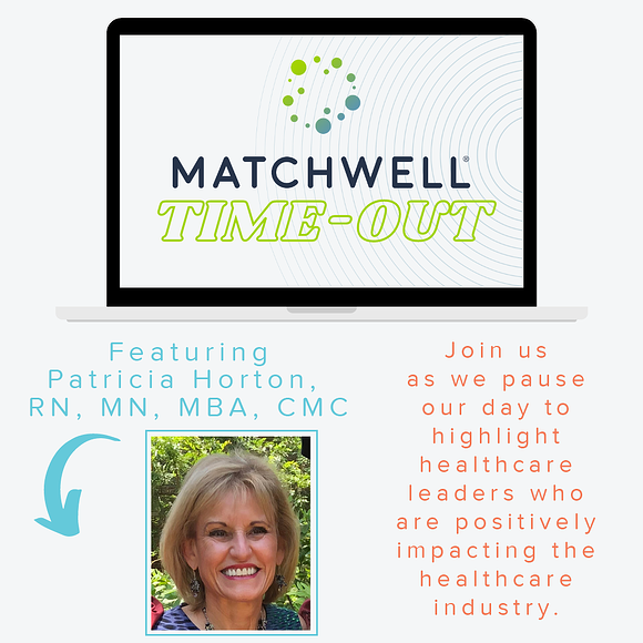Matchwell Time-Out with Patricia Horton