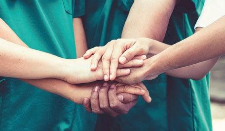 Making Healthcare a Home Where Nurses Flourish