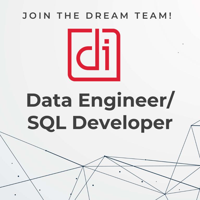 Data Engineer/SQL Developer