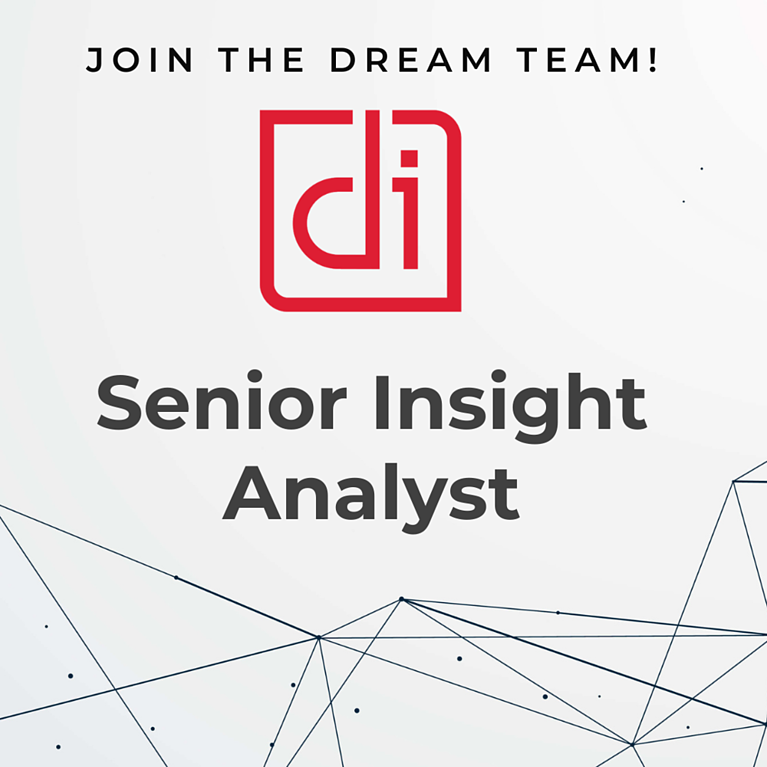 Senior Insight Analyst
