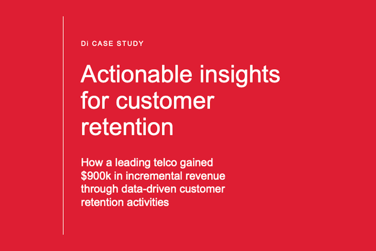 Actionable Insights For Customer Retention [Telco Case Study]