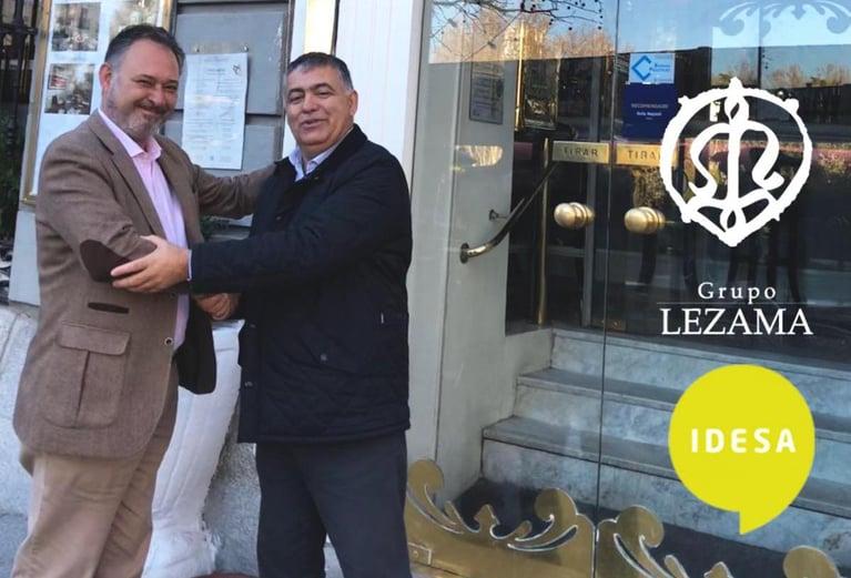 Iniciando implantación de Sage 200cloud en Grupo Lezama