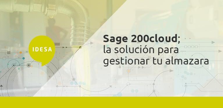 Sage 200cloud, la solución para gestionar tu almazara