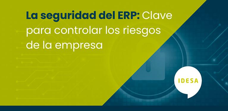 Seguridad del ERP: La clave para controlar los riesgos en la empresa