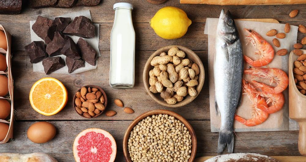 FDA Allergens Image