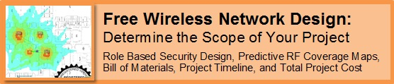 Free Wireless Network Design
