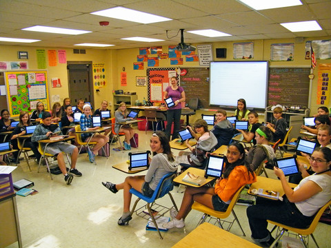 12 Tips to deploying iPads in the classroomIpads In The Classroom