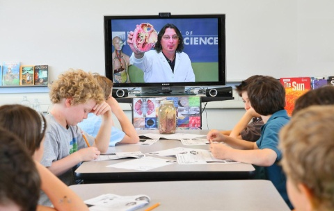 video conferencing technology in the classroom