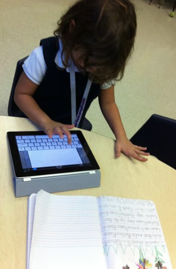 iPads in the classroom BYOD
