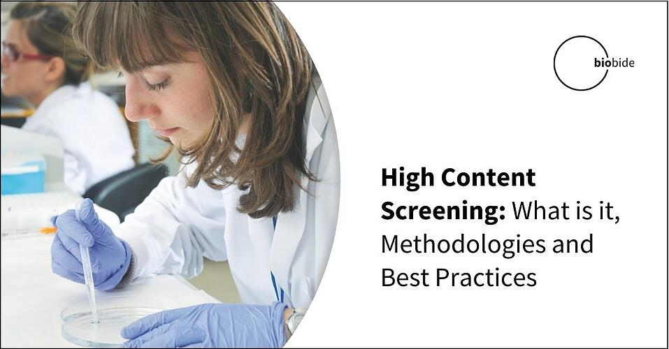High Content Screening: What is it, Methodologies and Best Practices