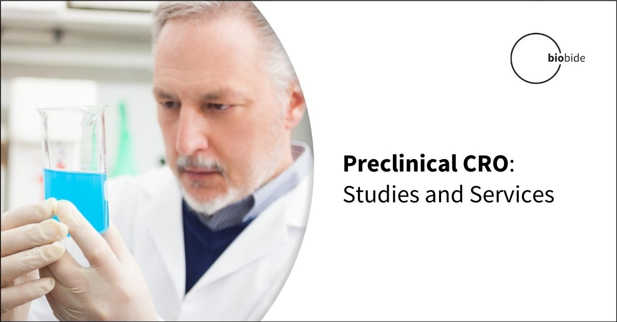 Preclinical CRO: Studies and Services