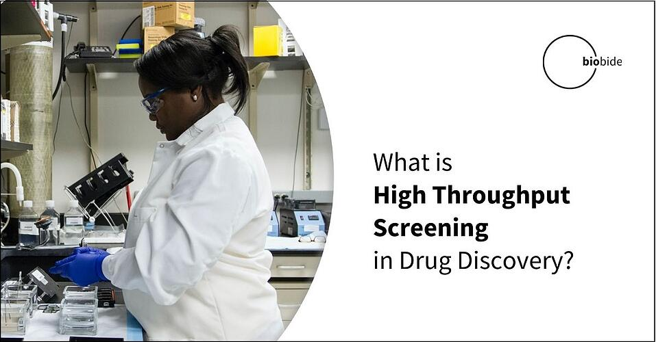 What is High Throughput Screening in Drug Discovery?