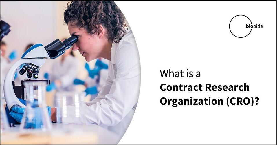 What is a Contract Research Organization (CRO)?