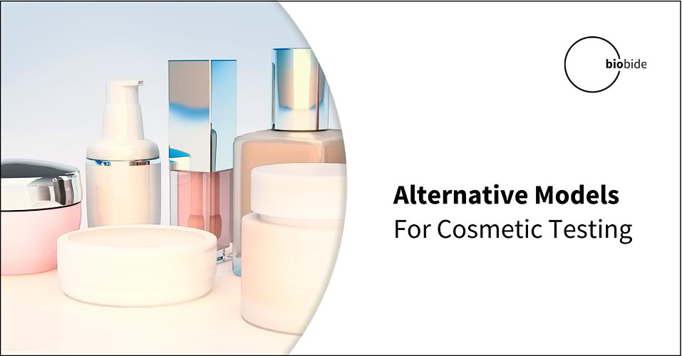 Alternative Models For Cosmetic Testing