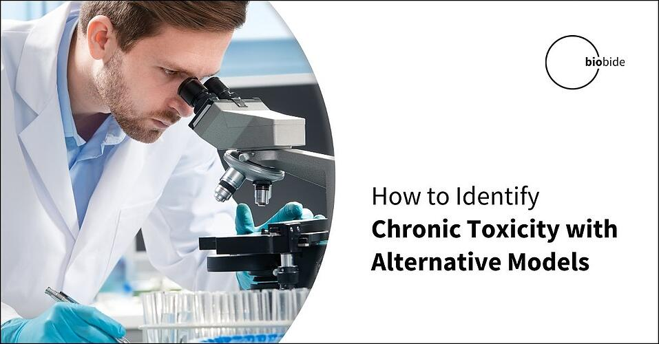 How to Identify Chronic Toxicity with Alternative Models