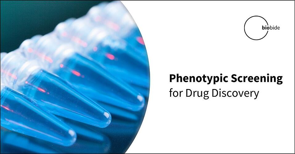 Phenotypic Screening for Drug Discovery