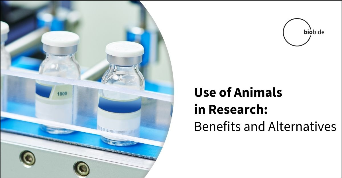 Use of Animals in Research: Benefits and Alternatives