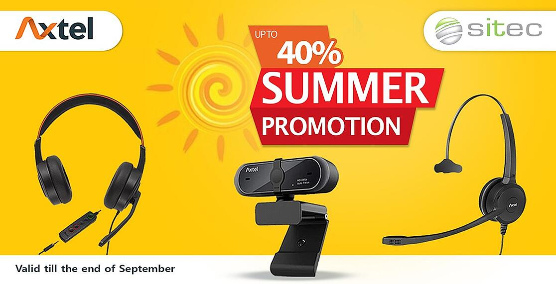 Axtel Summer Promotion