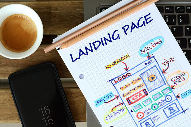 6 Ways to Make a Landing Page Work for You