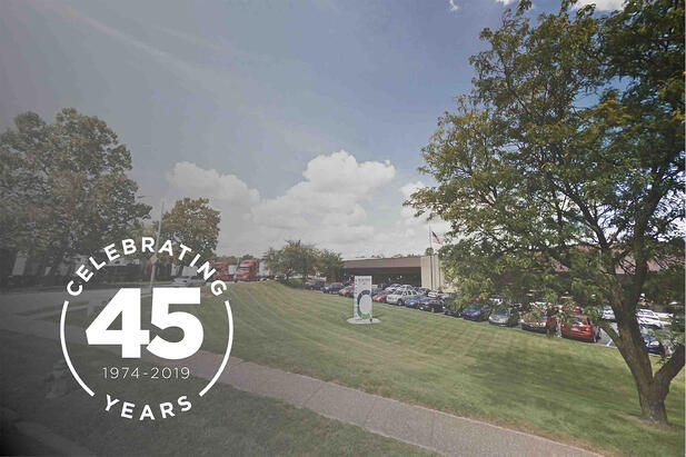 45 Years of Bluegrass in Business