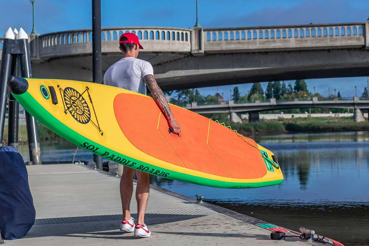 Transport & Storage Accessories for Kayaks and Paddleboards