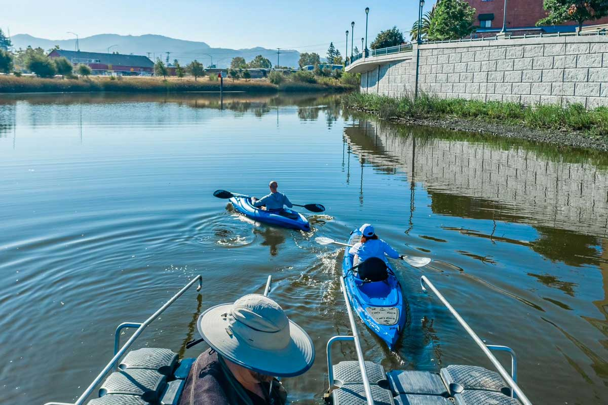 Try Before You Buy Kayak & Paddleboard