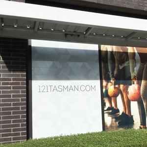 Tasman 121 - VisualPro Custom Window Graphics