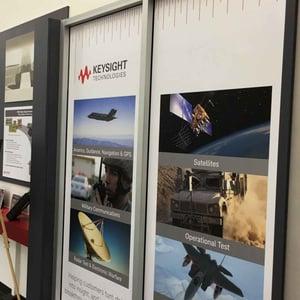Keysight Technologies - VisualPro Custom Signage