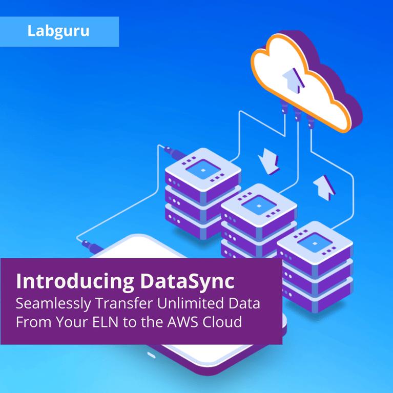 Introducing Labguru Datasync