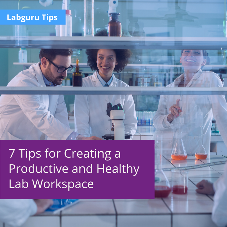 7 Research Lab Management Tips for Creating a Productive Workspace