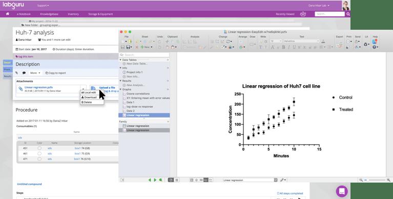 Labguru Introduces Unprecedented Level of Integration to Boost Data Integrity